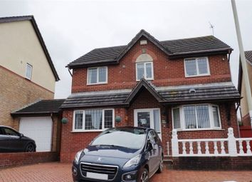 Thumbnail 4 bed detached house for sale in Llwyn Helig, Kenfig Hill, Bridgend, Mid Glamorgan