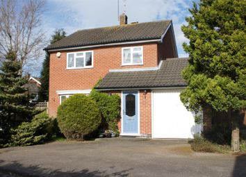 Thumbnail 3 bedroom property for sale in Bowmans Way, Glenfield, Leicester