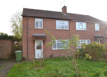 Thumbnail 3 bedroom semi-detached house for sale in Foxton Road, Hoddesdon