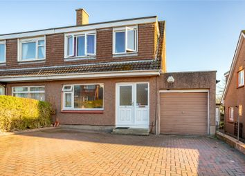 Thumbnail 3 bed semi-detached house for sale in Poplar Crescent, Perth