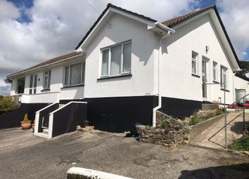 Thumbnail 4 bed bungalow to rent in Carne Hill, St. Dennis, St. Austell