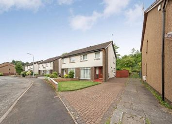 Thumbnail 3 bed semi-detached house for sale in Grandtully Drive, Kelvindale, Glasgow