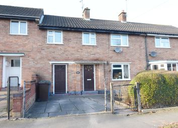 Thumbnail 3 bed terraced house for sale in Churchill Way, Stafford
