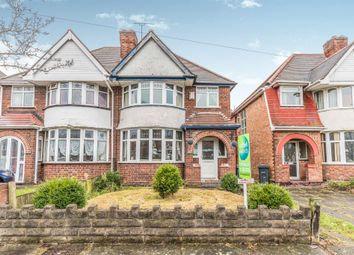 Thumbnail Semi-detached house for sale in Heathmere Avenue, Yardley, Birmingham