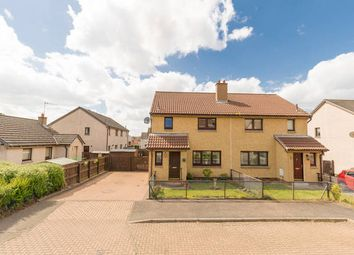 Thumbnail 3 bed semi-detached house for sale in Woodburn View, Woodburn, Dalkeith