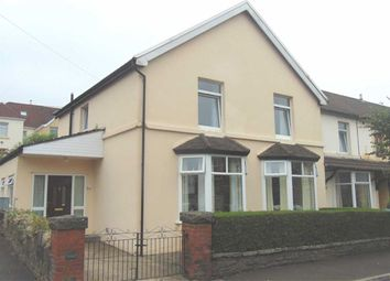 Thumbnail 4 bed end terrace house for sale in The Avenue, Pontypridd, Rhondda Cynon Taff