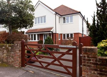 Thumbnail 4 bedroom detached house for sale in Glenair Avenue, Lower Parkstone, Poole