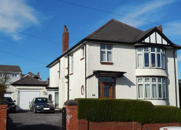 Thumbnail 4 bed detached house for sale in Heol Fach, Treboeth, Swansea