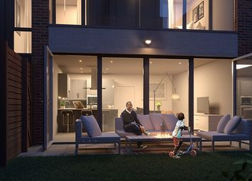 Thumbnail 4 bed town house for sale in Clapham Road, London