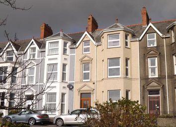 Thumbnail 8 bed terraced house for sale in Y Maes, Criccieth, Gwynedd