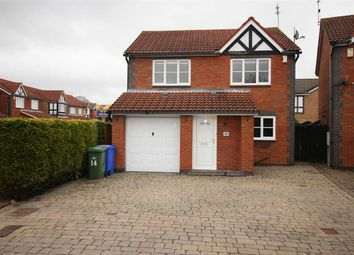 Thumbnail 3 bed detached house to rent in Halkirk Way, Northburn Wood, Cramlington