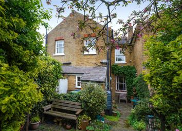 Thumbnail 2 bed terraced house for sale in St. Marys Road, Weybridge, Surrey