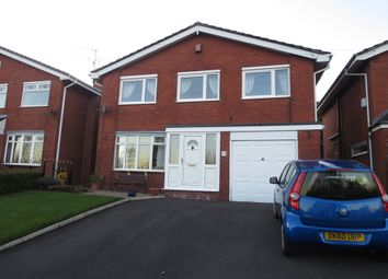 Thumbnail 4 bed detached house for sale in Cambridge Drive, Clayton, Newcastle