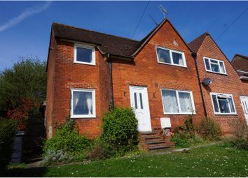 Thumbnail 3 bed semi-detached house for sale in Eversley Place, Stanmore, Winchester