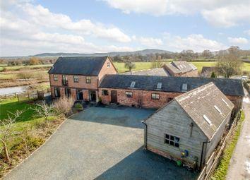 6 bed barn conversion for sale in Higher Netley, Netley, Shrewsbury SY5