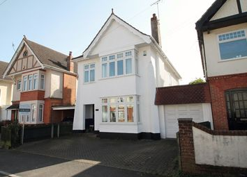 Thumbnail 5 bedroom detached house for sale in Parkstone Avenue, Penn Hill, Poole