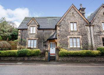 Thumbnail 3 bed semi-detached house for sale in Buxton Road, Bakewell