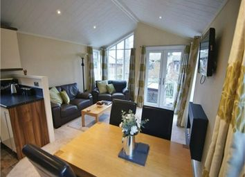 Thumbnail 2 bed mobile/park home for sale in Reiver Tay, White Cross Bay, Windermere
