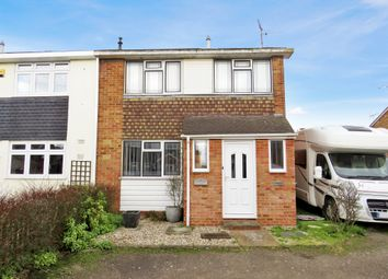 Thumbnail 3 bed end terrace house for sale in Hazelwood, Linford, Stanford-Le-Hope