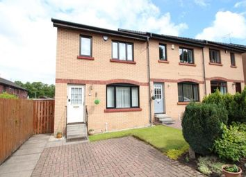 Thumbnail 3 bed end terrace house for sale in Tenters Way, Paisley, Renfrewshire