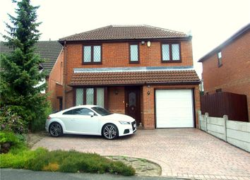 Thumbnail 5 bedroom detached house for sale in Cantley Road, Riddings, Alfreton