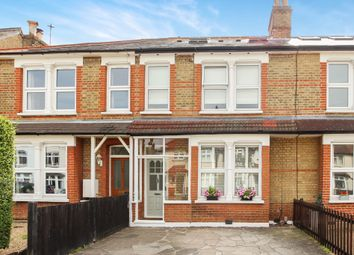 Thumbnail 4 bed terraced house for sale in Worthington Road, Tolworth, Surbiton