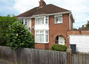 Thumbnail 3 bed semi-detached house for sale in Kinross Road, Leamington Spa