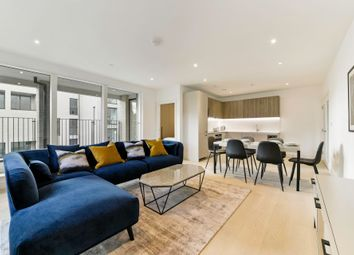 Thumbnail 3 bed flat for sale in The Avenue, Queens Park, London