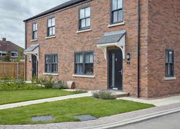 Thumbnail 3 bed semi-detached house for sale in Chestnut Avenue, Willerby, Hull