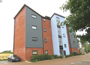 Thumbnail 2 bed flat for sale in Abells Close, Walton, Milton Keynes