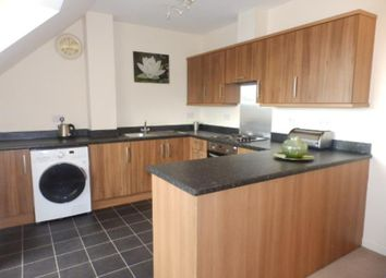 Thumbnail 1 bed flat to rent in Boulevard Rise, New Forest Village, Middleton, Leeds