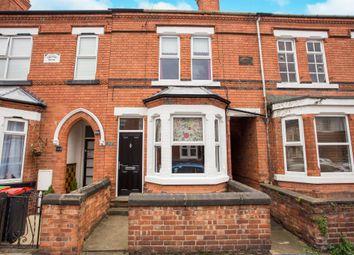 Thumbnail 3 bedroom terraced house for sale in Montague Road, Hucknall, Nottingham