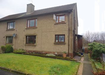 Thumbnail 1 bed flat for sale in Keilarsbrae, Sauchie, Alloa