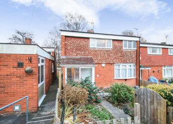Thumbnail 3 bed end terrace house for sale in St. Johns Road, Nuneaton