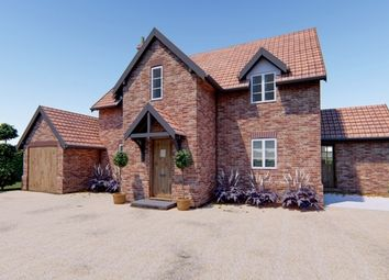 Thumbnail 4 bed detached house for sale in Pages Lane, Saham Toney, Thetford