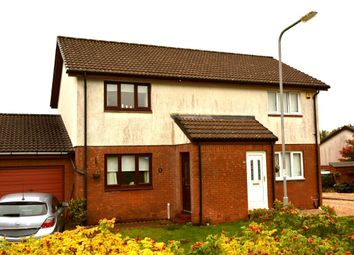 Thumbnail 2 bed semi-detached house to rent in Broughton, East Kilbride, Glasgow