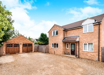 Thumbnail 4 bed detached house for sale in Chandlers Close, Abingdon