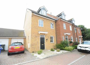 Thumbnail 4 bed town house for sale in Rutledge Close, Orsett Village, Essex