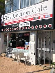 Thumbnail Restaurant/cafe to let in Tea Junction Cafe, 48 Clifton Street, Blackpool