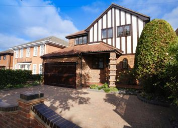 Thumbnail 4 bed detached house for sale in Thundersley Grove, Thundersley, Benfleet