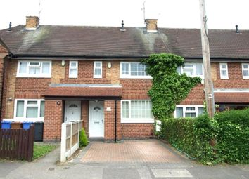 Thumbnail 2 bed terraced house for sale in Selkirk Street, Chaddesden, Derby