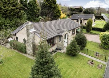 Thumbnail 3 bed detached bungalow for sale in Stockwell Drive, Batley, West Yorkshire