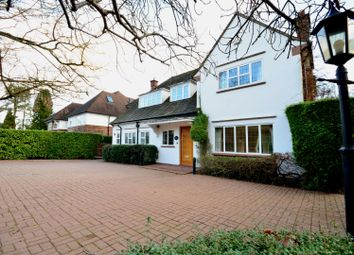 Thumbnail 4 bed detached house to rent in Copse Wood Way, Northwood, Middlesex
