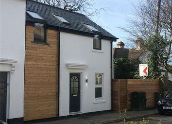 Thumbnail 2 bed end terrace house for sale in Bradbourne Road, Sevenoaks, Kent