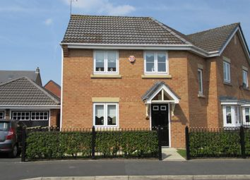 Thumbnail 3 bed semi-detached house for sale in Womack Gardens, St Helens