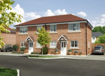 Thumbnail 3 bed semi-detached house for sale in Mcevoy Gardens, Ludgershall