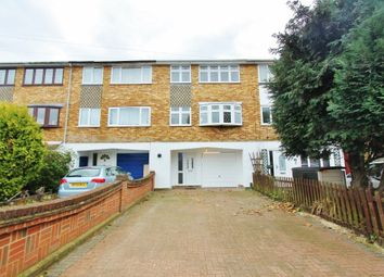 Thumbnail 4 bed town house for sale in Turpin Avenue, Collier Row, Romford