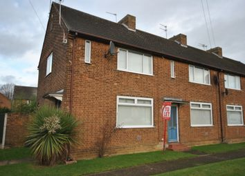 Thumbnail 2 bed terraced house to rent in Wellington Road, Lindholme, Doncaster