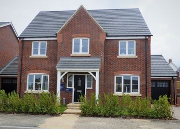 Thumbnail 4 bed detached house for sale in Hunts Grove, Harrier Way, Hardwicke