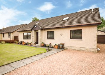 Thumbnail 5 bed detached house for sale in Main Road, Luncarty, Perthshire
